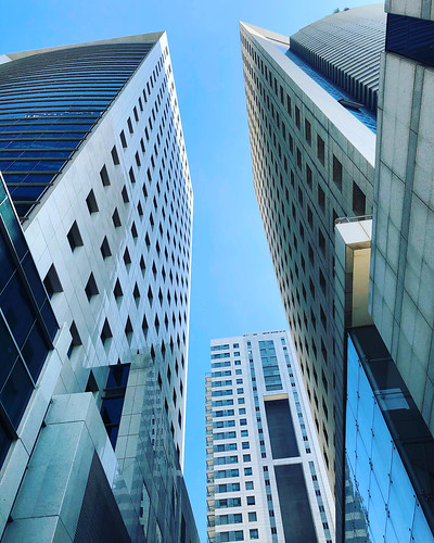 Tel Aviv's towers