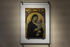 Duccio, Perugia Madonna
