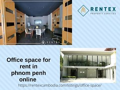 Office space for rent in phnom penh