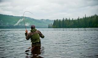 Copy of Freshwater Fishing - Fish On Lake - Jay Mar