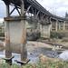 Oakland Bridge piers