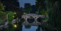 Photo of Clare Bridge