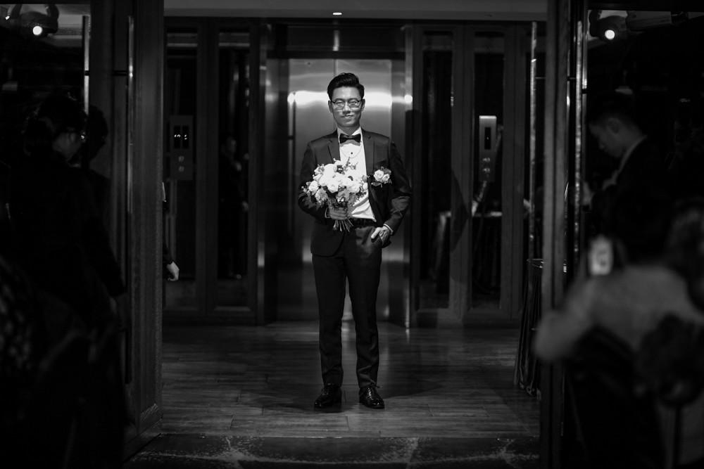 婚禮紀錄,宴客地點,桃園翰品酒店,婚攝
