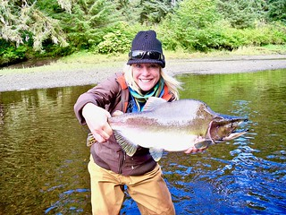 Copy of Freshwater - Pink Salmon Humpback - Karen
