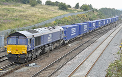 Photo of DRS Class 66 66304 Daventry Drs (Tesco) to Doncaster Iport