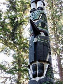 Copy of Adventure - Kassan Totem Pole Village - Tall Upward