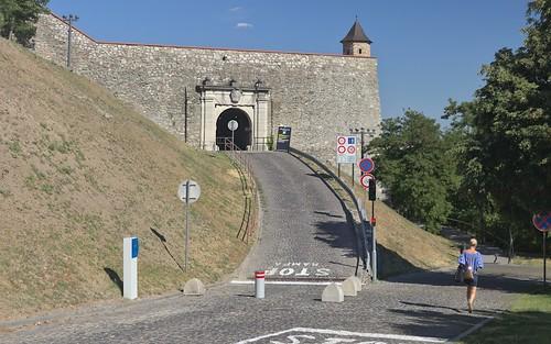 2017-06-15 SK Bratislava I, Bratislavský hrad, Leopoldova brána