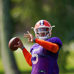 2020 Clemson Fall Camp V (Photos by Clemson Athletics)
