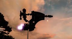 Aerial Platform Speeder