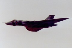 Photo of XH558 St Athan Airshow 27 June 1992
