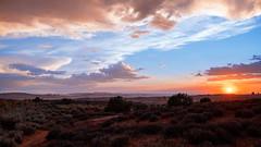 Arches Sunset Landscape