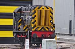 Photo of 08483 - Crewe Diesel - 08-08-20