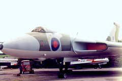Photo of XM569 Wales Air Museum Cardiff 25 July 1994