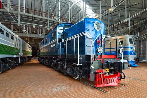 Russian Railway Museum 17 ©  Alexxx Malev
