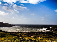 Photo of welsh seascape