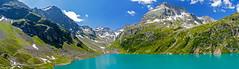 Speicher Kartell and Faselfadspitze (2993m)