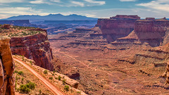 The Road to Canyonland - Schafer Canyon