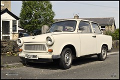 Photo of V.E.B Sachsenring Automobilwerke Zwickau,1968 Trabant.