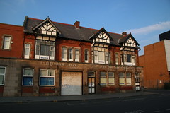 Photo of Former offives and print works of the Southport Visitor