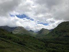 Photo of Glencoe from the Pap