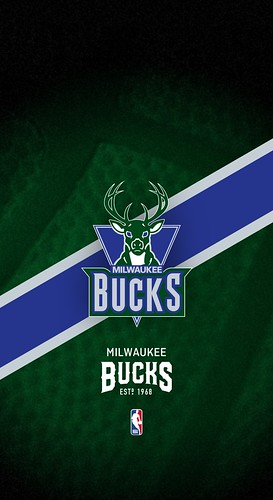 Vintage Milwaukee Bucks Nba Iphone X Xs 11 Android Lock Screen Wallpaper A Photo On Flickriver