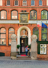 Lübeck: Schiffergesellschaft