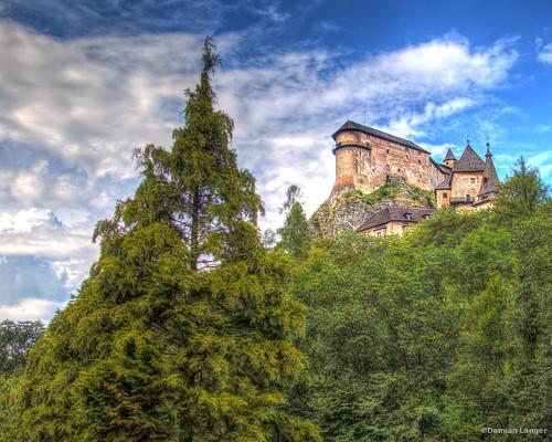Orava Castle