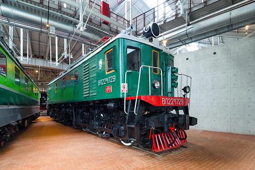 Russian Railway Museum 18 ©  Alexxx Malev