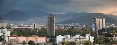 Ciudad de México por la tarde