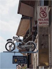 Relais moto