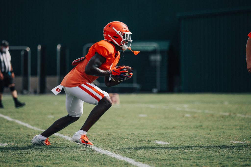Clemson Photos: Derion  Kendrick, 2020, Football, clemsonsid