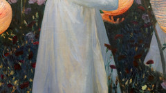 Sargent, Carnation, Lily, Lily, Rose (detail)