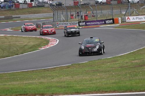 Alfa Romeo Championship - Festival Italia Brands Hatch 2020