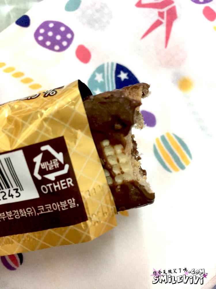 零食∥韓國CRUNKY(크런키)三種熱量低巧克力棒之雙倍香脆夾心巧克力棒(더블크 런치바 )、威化夾心巧克力棒( 웨하스 초코바)、綜合脆米果巧克力棒(믹스크리스피) 11 50239598033 9a84b12baf o