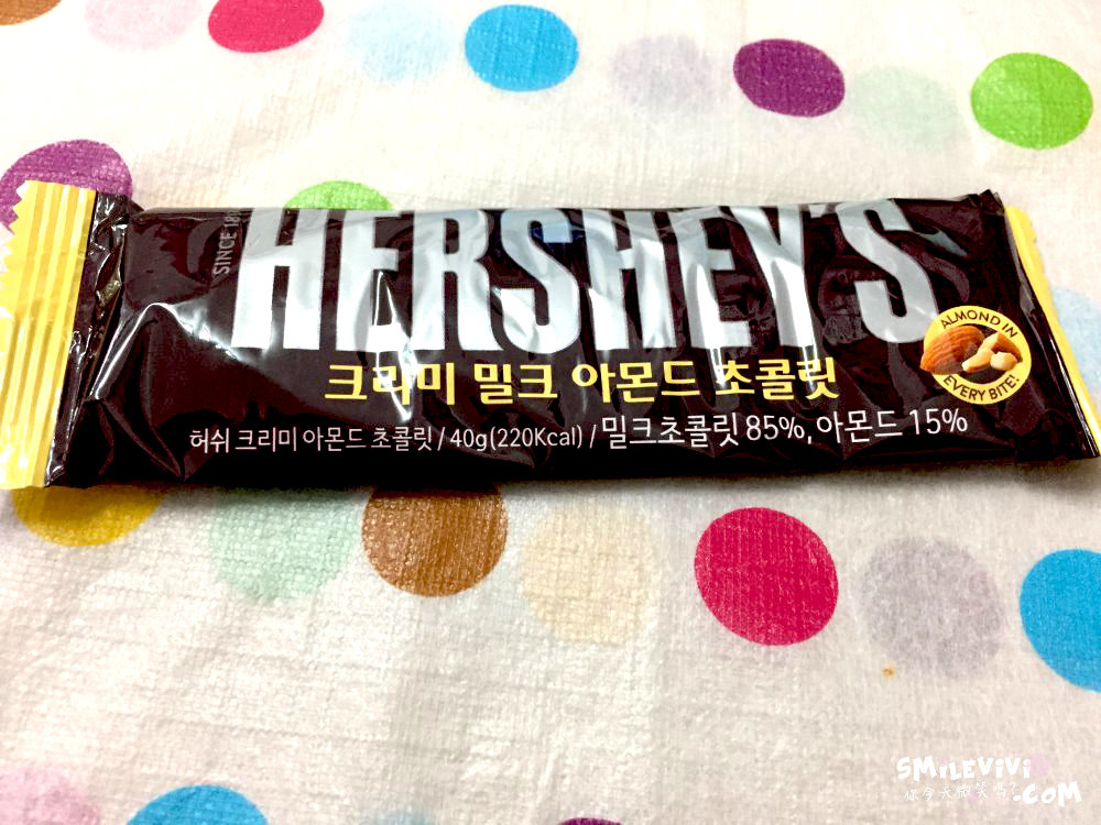 食記∥韓國HERSHEY'S牛奶杏仁巧克力片(밀크 아몬드 초콜릿)、白巧克力脆片(쿠키앤크림)、巧克力脆片(쿠키앤초코) 22 50239607298 df85a0e6d9 o