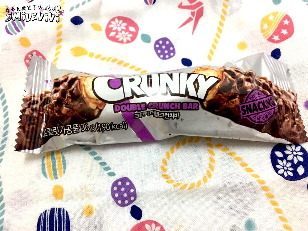 零食∥韓國CRUNKY(크런키)三種熱量低巧克力棒之雙倍香脆夾心巧克力棒(더블크 런치바 )、威化夾心巧克力棒( 웨하스 초코바)、綜合脆米果巧克力棒(믹스크리스피) 3 50240455817 7ea8c03b83 o