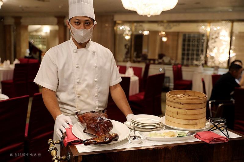 九華樓廣式皮鴨台灣10大烤鴨華泰王子大飯店烤鴨控152