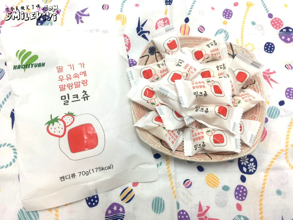軟糖∥韓國水果軟糖Part14之樂天Q彈芒果軟糖(젤리셔스 말랑망고)、泰國草莓軟糖(밀크츄;HAOLIYUAN MY CHEWY) 9 50240490962 6d74cb3fc6 o