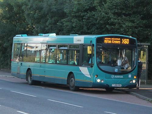 FJ58 HYN - Arriva Midlands