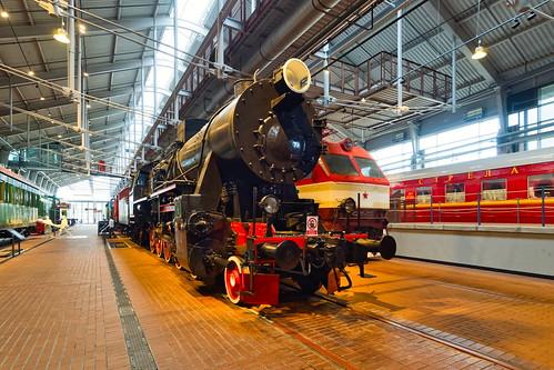 Russian Railway Museum 19 ©  Alexxx Malev