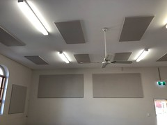 SerenityLite Wall & Ceiling Panels Avenel Hall