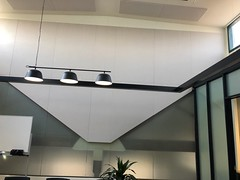 SerenityLite Wall Panel In Boardroom