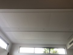 SerenityLite Ceiling Panels In Living Room