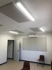 Reduced Noise SerenityLite Acoustic Panels
