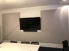 SerenityLite Wall Panels In Office ETU