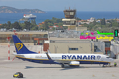 "Ryanair Boeing 737-800SFP • <a style=""font-size:0.8em;"" href=""http://www.flickr.com/photos/146444282@N02/50244185651/"" target=""_blank"">View on Flickr</a>"