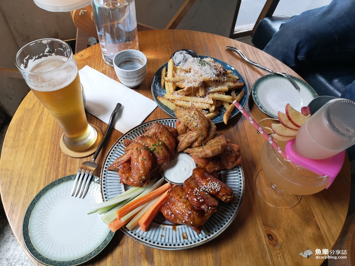 【台北信義】GUMGUM Beer & Wings 雞翅酒吧 @魚樂分享誌