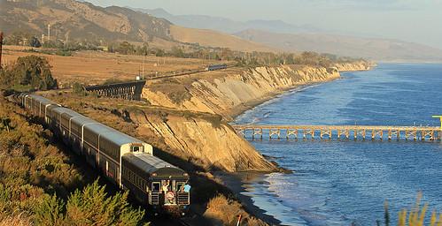 Private Rail Car Tioga Pass
