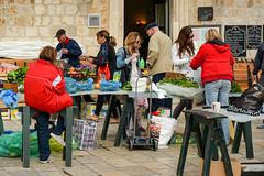 Dubrovnik: Gundulićeva poljana