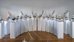 Installation de Ru Xiao Fan (Musée Guimet / MNAAG, Paris)